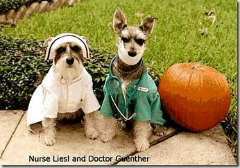 Nurse Liesl and Doctor Guenther